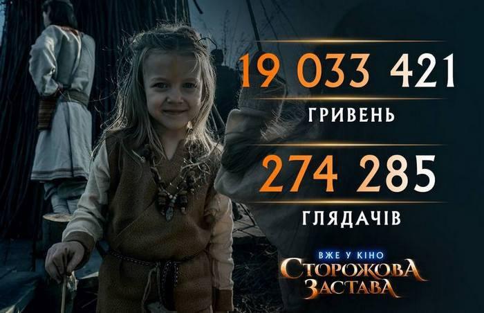"Збори ""Сторожової застави"" станом на 11 грудня 2017"
