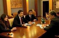 Саакашвили назначил замами Марушевскую и Жмака