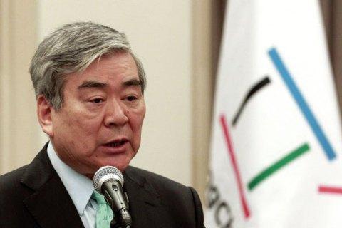 Голова оргкомітету Олімпіади-2018 подав у відставку