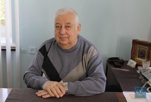 Петр Саганюк
