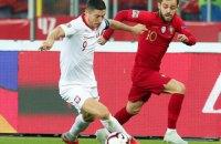 Португальці не помітили відсутності Роналду в матчі Ліги націй проти поляків