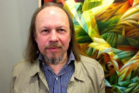 В Киеве открылась выставка львовского художника Ивана Турецкого