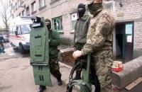 Волонтерам нужна помощь с второй партией кевларовых бронещитов для спецназа