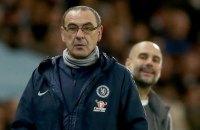 """Головний тренер """"Челсі"""" відмовився потиснути руку Гвардіолі після матчу"""