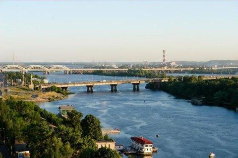 В Киеве построят зону отдыха вдоль Русановского пролива до конца 2020 года