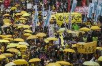 У Гонконзі напередодні масових протестів поліція вилучила рекордну партію вибухівки
