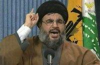 """""""Хезболла"""" пообіцяла відправити Ізраїль у """"пекло"""""""