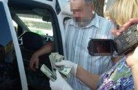 В Ровно декан университета задержан при получении $1,4 тыс. взятки