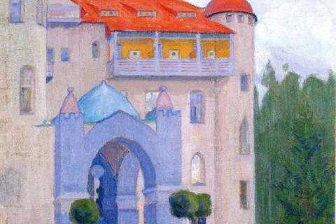 Фінський період Олександра Богомазова: подорож шляхами художника