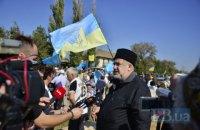 Участники блокады Крыма ужесточат нормы провоза личных вещей на полуостров