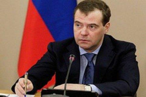 Медведєв очолить комісію з розслідування катастрофи Ту-154 в Сочі