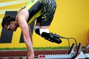Олімпіада-2012: українець програв бігунові-ампутанту з ПАР