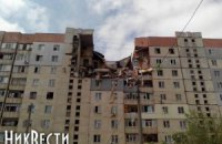 Унаслідок вибуху в будинку в Миколаєві загинули дві людини