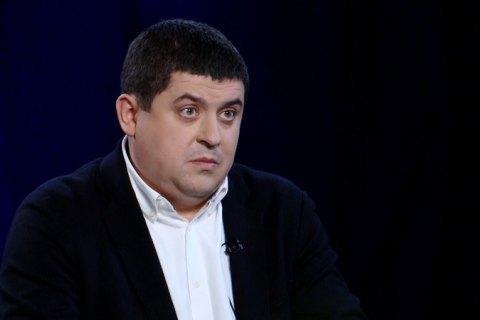 """Чергові заяви Саакашвілі - це спільні з """"Опоблоком"""" дії заради дострокових виборів, - Бурбак"""