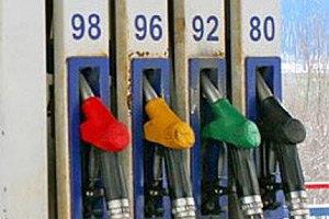 Власти прогнозируют падение цен на бензин
