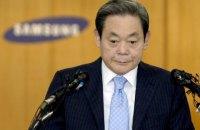 Власник концерну Samsung Лі Гон Хі помер у віці 78 років