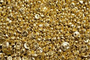 Золото попало на Землю из космоса, - ученые