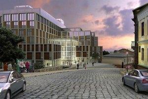 У Ахметова передумали строить на Андреевском офисный центр