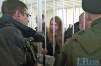 Суд оставил под стражей Виту Заверуху и еще двоих подозреваемых в нападении на АЗС