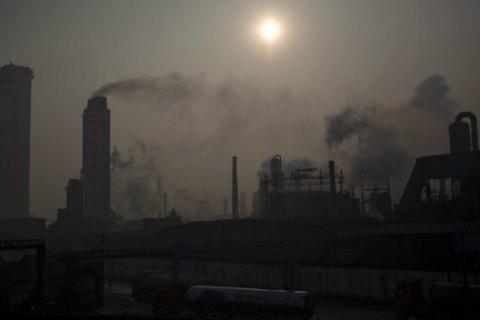 Концентрация углекислого газа в атмосфере впервые превысила 415 промилле