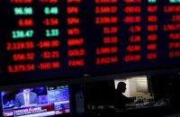 Европейские и американские биржи продолжили резко снижаться
