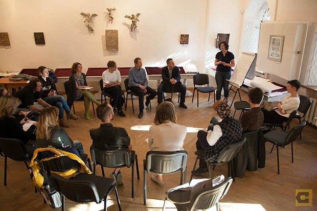 Встреча в рамках инициативы Культура 2025