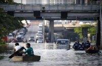 Honda из-за наводнения в Таиланде останавливает американские заводы