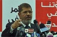 На улицы Каира вышли десятки тысяч сторонников Мурси
