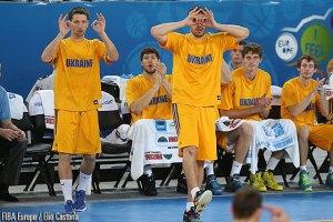 Україна потрапила в другий кошик під час жеребкування Євробаскету-2015