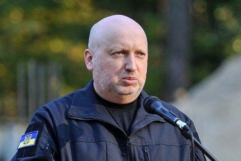 Турчинов подав у відставку