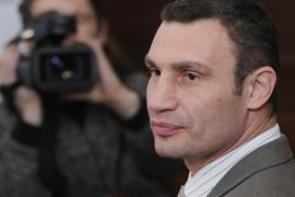 Кличко: украинская политика - не бокс, а бои без правил
