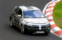Шпионы засняли малолитражку Opel Adam