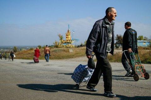Військові почали новий відлік семи днів тиші біля Станиці Луганської