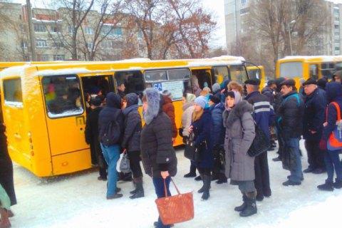 У Львові через морози не виїхала на маршрути половина автобусів