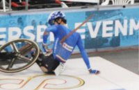 Кусок дерева пронзил спину и легкое велогонщику во время чемпионата Европы