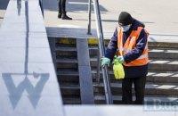 Киевский метрополитен в первый день работы после карантина перевез пассажиров в 5 раз меньше обычного числа
