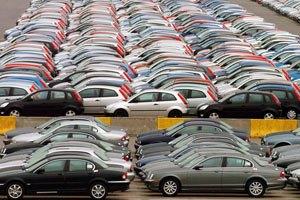 Спрос на автомобили в Украине на 75% покрывается импортом