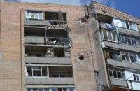 В Славянске повреждены или разрушены 10% зданий