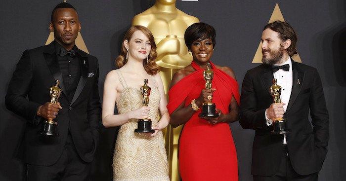 Лауреати акторських Оскарів в 2017