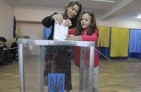 Голосування на підконтрольній Україні території Донбасу проходить спокійно