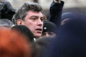 В Москве задержали оппозиционера Немцова