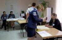У Борзні чоловік намагався підпалити виборчу дільницю (оновлено)