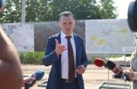 Советник премьера Юрий Голик: мост-долгострой в Запорожье будет завершен за три года