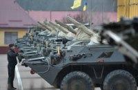 Витрати на оборону в 2014 році збільшать на 15,6%