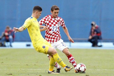 Збірна Хорватії посунула Україну на друге місце у відбірковій групі ЧС-2018