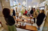 У великодніх богослужіннях узяли участь 6,8 млн українців