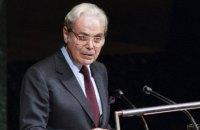 Помер колишній генсек ООН Хав'єр Перес де Куельяр