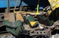«Укрзалізниця» утверждает, что попавший в ДТП локомотив был исправен