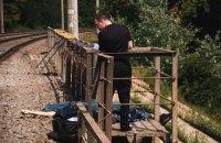 """На станції """"Сирець"""" у Києві потяг збив людину насмерть"""