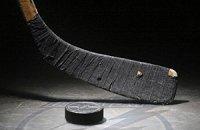"""Канадский хоккеист спас ворота """"волейбольным"""" приемом"""